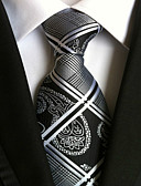 cheap Men's Ties & Bow Ties-Men's Work / Basic Necktie - Striped