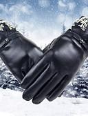 お買い得  手袋-女性用 冬物手袋 ジャカード - 手首丈 指先 手袋