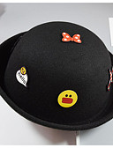 olcso Női kalapok-Tél Ősz Gyermek Kalapok & sapkák, polyster Arcpír rózsaszín Bézs Sárga Fukszia Bor