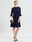 cheap Evening Dresses-Half Sleeve Chiffon / Satin Wedding / Party / Evening Women's Wrap With Split Joint Coats / Jackets