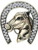 tanie Egzotyczna bielizna męska-Męskie Broszki - Imitacja diamentu Zwierzę Klasyczny Broszka Złoty / Srebrny Na Codzienny / Formalny