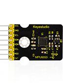 tanie Pianki, skafandry i koszulki-keyestudio gy-521 mpu6050 3-osiowy żyroskop i akcelerometr do arduino
