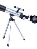 halpa Puhelimen kuoret-SUNCORE® 18-60 X 50 mm Teleskoopit Monikalvopinnoite BAK4 Retkeily ja vaellus Ulkoilu Matkailu