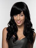 cheap Men's Shirts-Human Hair Capless Wigs Human Hair Body Wave Side Part Long Machine Made Wig Women's