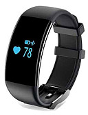 cheap Smart Activity Trackers & Wristbands-YYD21 Smart Bracelet Smartwatch Android iOS NFC Bluetooth Sports Heart Rate Monitor Touch Screen Calories Burned Long Standby Stopwatch Activity Tracker Sleep Tracker Sedentary Reminder Find My Device