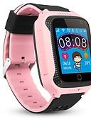 baratos Smartwatches-Relógios para crianças M05 para Android iOS 2G Chamadas com Mão Livre Jogos Video Câmera Distancia de Rastreamento Aviso de Chamada Monitor de Atividade Monitor de Sono Encontre Meu Aparelho / 1 MP