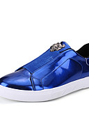 cheap Men's Pants & Shorts-Men's Fashion Boots Tulle Spring / Fall Sneakers Breathability Black / Silver / Blue