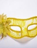 preiswerte Krawatten & Fliegen-Venezianische Maske / Maskenmaske Klassisch Rot / Blau / Weiß Kunststoff Cosplay Accessoires Maskerade