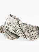 abordables Corbatas y Pajaritas para Hombre-Hombre Algodón Corbata Estampado