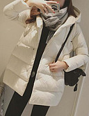 cheap Women's Down& Parkas-Women's Going out Padded - Solid