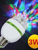halpa Hääbolerot-LED-esitysvalot LED-par valaisimet Auto 3 varten Syntymäpäivä Näyttämö Juhla Kannettava Multi-function Kevyt Korkealaatuinen