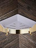 ieftine Accesorii toaletă-Raft Baie Oțel inoxidabil + ABS clasă A 1 piesă - Hotel baie