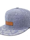 זול כובעים לגברים-אפור כהה כחול בהיר אפור בהיר כובע שמש כותנה קיץ סתיו יום יומי