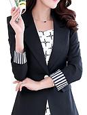 cheap Women's Blazers-Women's Blazer - Solid Colored, Classic