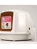 זול מכנסיים ושורטים לגברים-חומרי ניקוי המטבח מיטות ידידותי לחיות מחמד מעומלן אוניברסלי מתקפל קל במיוחד (UL) PP+ABS עבור אנטי ריח צעצוע לחתול
