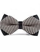 זול טישרטים לגופיות לגברים-עניבת פפיון - סרוג פפיון יום יומי בגדי ריקוד גברים