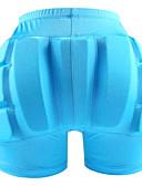 olcso Műkorcsolya ruha-Protektor rövidnadrág Párnázott kompressziós rövidnadrág mert Síelés Jégkorcsolyázás Gyermek Felnőttek Védő Gyakorlat