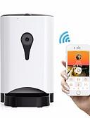 halpa Smartwatch-nauhat-4 L L Koirat / Kissat / Lemmikit Ruokinta-automaatit Lemmikit Kupit ja ruokinta APP-valvonta / Smart / Automaattinen Valkoinen