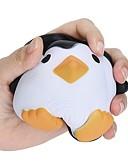 זול טרנינגים וקפוצ'ונים לגברים-LT.Squishies צעצוע מעיכה פינגווין / חיה חיה Office צעצועים במשרד / הפגת מתחים וחרדה / צעצועים לחץ לחץ דם מבוגרים מתנות