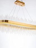tanie Męskie spodnie i szorty-QIHengZhaoMing Żyrandol Światło rozproszone - Kryształ, Ochrona oczu, 110-120V / 220-240V Źródło światła LED w zestawie / 15-20 ㎡ / LED zintegrowany