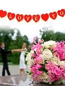 olcso Menyasszonyi fátyol-Esküvő / Különleges alkalom Fa Esküvői dekoráció Kerti témák / Ázsiai téma / Ünneő Minden évszak