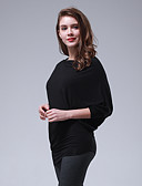 זול חולצות פולו לגברים-ריקוד לטיני חולצות בגדי ריקוד נשים הדרכה הצגה ויקוזה מפרק מפוצל שרוול ארוך טבעי עליון