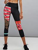 tanie Getry-Damskie Podstawowy Rurki Spodnie dresowe Spodnie Kolorowy blok / Sportowy look