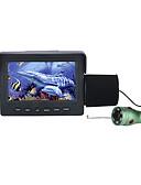 """tanie Koszulki i tank topy męskie-MOUNTAINONE F008G-15M-IR 4.3"""" LCD Monitor Underwater Fishing Camera 1/3 cala CMOS Kamera IR H.264 + IP68"""