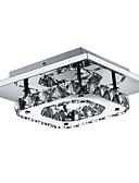 halpa Printtimekot-UMEI™ Uppoasennus Tunnelmavalo Galvanoitu Metalli LED 90-240V LED-valonlähde mukana / Integroitu LED