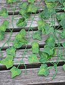 رخيصةأون هدايا المساند للحضور-زهور اصطناعية 12 فرع الحديث / النمط الرعوي نباتات أزهار الحائط