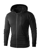 hesapli Erkek Ceketleri ve Kabanları-Erkek Solid Temel Ceketler