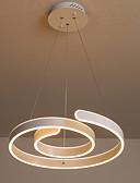 tanie Miesten hupparit ja collegepuserot-Ecolight™ Lampy widzące Światło rozproszone Malowane wykończenia Metal Żel krzemionkowy Regulowany 110-120V / 220-240V Ciepła biel / Biały Źródło światła LED w zestawie / LED zintegrowany / FCC