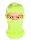 abordables Panties-pasamontañas / Máscara de protección contra la polución Todas las Temporadas Templado / Resistente al Viento / Transpirabilidad Camping y senderismo / Ejercicio al Aire Libre / Ciclismo / Bicicleta