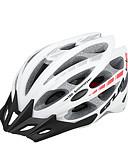 ieftine organizarea băii-GUB® Adulți biciclete Casca 30 Găuri de Ventilaţie CE / CPSC Rezistent la Impact, Ajustabil, Vizor detașabil EPS, PC Sport Ciclism / Bicicletă - Rosu / Verde / Roz