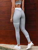 cheap Women's Sweaters-Women's Daily Sporty Legging - Solid Colored High Waist