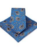 זול בלייזרים וחליפות לגברים-עניבת צווארון - דפוס וינטאג' / מסיבה יוניסקס