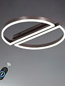 abordables Relojes Deportivo-UMEI™ Lineal Montage de Flujo Luz Ambiente - Regulable, 110-120V / 220-240V, Blanco Cálido / Blanco / Regulable con control remoto,