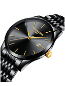 cheap Dress Watches-Men's Wrist Watch Japanese Chronograph / Creative / New Design Stainless Steel Band Fashion / Elegant Black / Silver / Gold / Tianqiu CR2025
