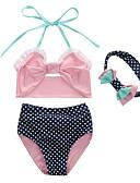 זול בגדי ים לבנות-בגדי ים כותנה דפוס בנות פעוטות