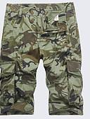 abordables Ropa Interior y Calcetines de Hombre-Hombre Algodón Chinos Pantalones - camuflaje