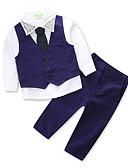 זול סוודרים וקרדיגנים לגברים-בנים בסיסי / סגנון רחוב מכנסיים - אחיד ניטים פול / חגים