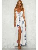 povoljno Maxi haljine-Žene Swing kroj Haljina S naramenicama Maxi