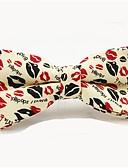 ieftine Cravate & Papioane de Bărbați-Bărbați Imprimeu / Bloc Culoare Funde Petrecere / De Bază, Bumbac / Poliester - Papion Cravată / Toate Sezoanele