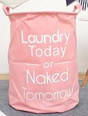 رخيصةأون القمصان وملابس النوم-بوليستر دائري كوول الصفحة الرئيسية منظمة, 1PC سلال التخزين