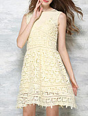 cheap Women's Dresses-Women's Basic Set - Geometric Dress