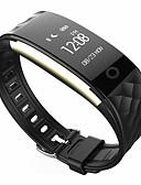olcso Póló-Intelligens Watch SR05 mert iOS / Android Szívritmus monitorizálás / Elégetett kalória / Hosszú készenléti idő / Időzítő / Érintőképernyő / Vízálló / Fényképezőgép / Lépésszámlálók / Alvás követő