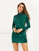 ieftine Sweater Dresses-Pentru femei Ieșire Zvelt Teacă Rochie Stil Nautic Talie Înaltă Mini