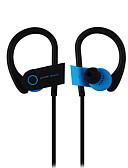 olcso Sportos óra-JTX QI5 Fülkampó Vezeték nélküli Fejhallgatók Fülhallgató Akril / Poliészter Sport & Fitness Fülhallgató Mikrofonnal / A hangerőszabályzóval Fejhallgató