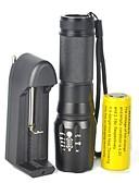 tanie Seksowna koronkowa bielizna-5000 lm Latarki LED / Zestawy latarek LED 1 Tryb Przenośny / Łatwe przenoszenie