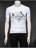 ieftine Maieu & Tricouri Bărbați-Bărbați Tricou Activ - Geometric